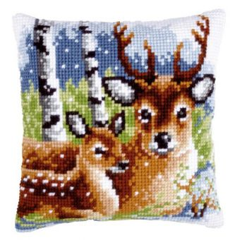 Vervaco Cross Stitch Cushion - PN-0147043