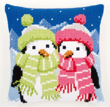 Vervaco Cross Stitch Cushion - PN-0147690