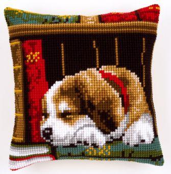 Vervaco Cross Stitch Cushion Kit - PN-0148118