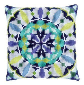 Vervaco Cross Stitch Cushion Kit - PN-0149064
