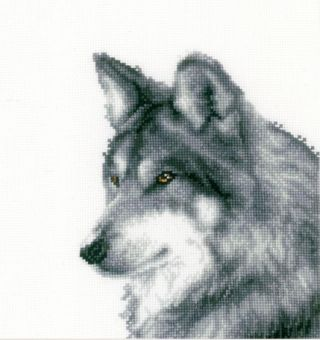 Vervaco - Wolf