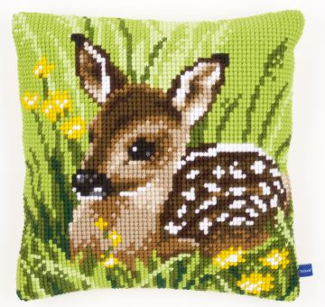 Vervaco Cross Stitch Cushion Kit - PN-0150673