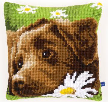 Vervaco Cross Stitch Cushion Kit - PN-0153855