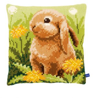 Vervaco Cross Stitch Cushion Kit - PN-0154842