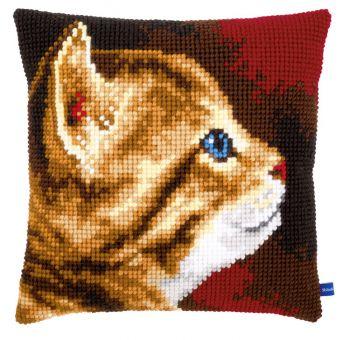 Vervaco Cross Stitch Cushion Kit - PN-0154895