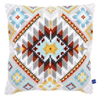 Vervaco Cross Stitch Cushion Kit - PN-0154993