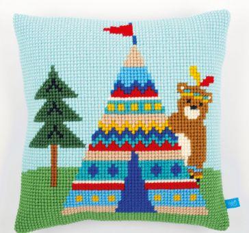 Vervaco Cross Stitch Cushion - PN-0155330