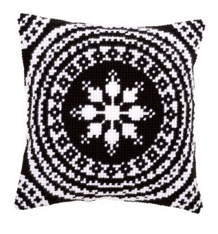 Vervaco Cross Stitch Cushion Kit - PN-0155757