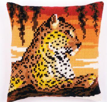 Vervaco Cross Stitch Cushion Kit - PN-0162253