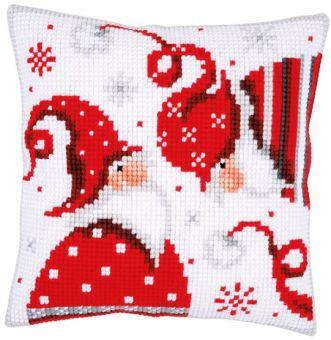 Vervaco Cross stitch Cushion - PN-0164610