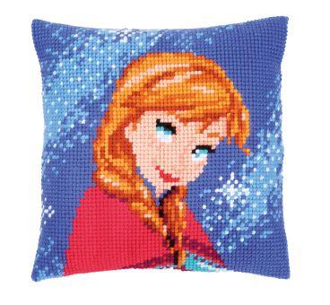 Vervaco Disney Kreuzstichkissen - Disney Frozen PN-0165923