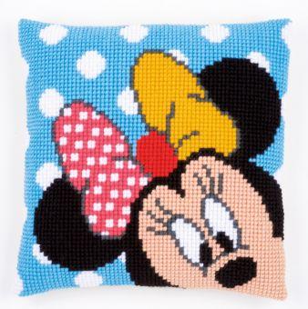 Vervaco Disney Kreuzstichkissen - PN-0167234
