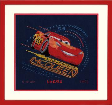 Vervaco Disney - Cars PN-0167543