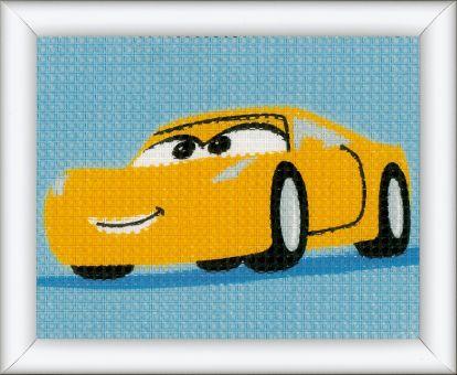 Vervaco - Kinderstickpackung Disney Cars PN-0167587