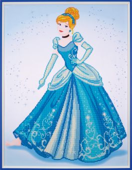Diamond Painting by Vervaco - DISNEY CINDERELLA