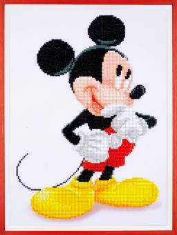 Super SALE Diamond Painting by Vervaco - DISNEY MICKEY MOUSE