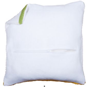 Vervaco - Cushion backs with zipper 45 x 45 cm white