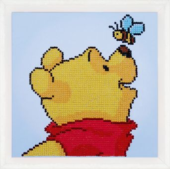 Diamond Painting by Vervaco - Disney Winnie Pooh with Bee