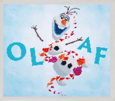 Diamond Painting by Vervaco - DISNEY FROZEN OLAF