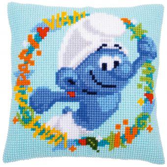 Vervaco Cross Stitch cushion - PN-0185159