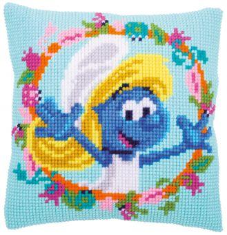 Vervaco Cross Stitch cushion - PN-0185160