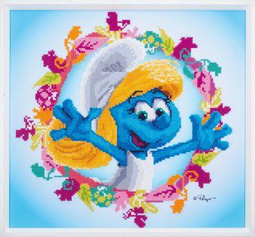 Diamond Painting Smurfs - Smurfette