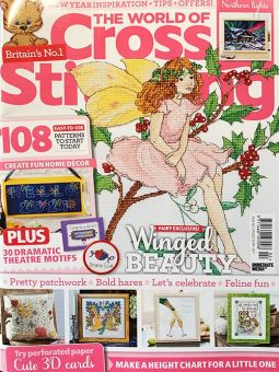 The World Of Cross Stitching - Ausgabe 302