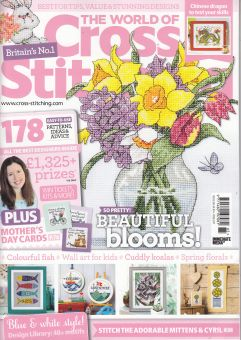 The World Of Cross Stitching - Issue 265