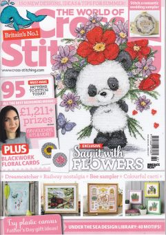 The World Of Cross Stitching - Issue 269