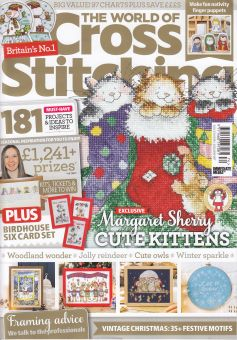 The World Of Cross Stitching - Issue 274