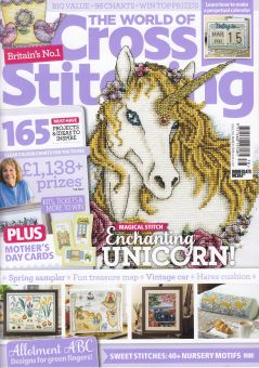 The World Of Cross Stitching - Ausgabe 278