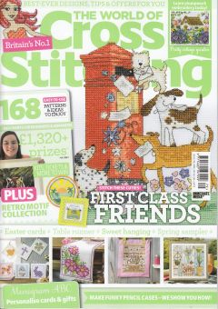 The World Of Cross Stitching - Ausgabe 279