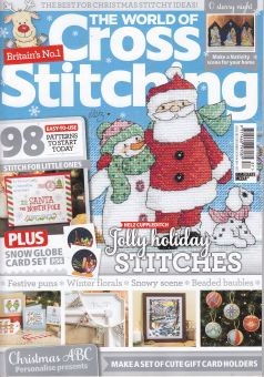 The World Of Cross Stitching - Issue 287