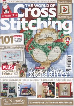The World Of Cross Stitching - Issue 288