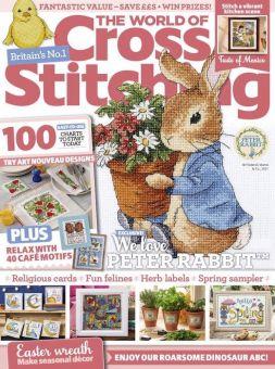 The World Of Cross Stitching - Ausgabe 305