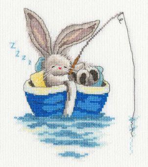 Bothy Threads - Bebunni – Gone Fishing