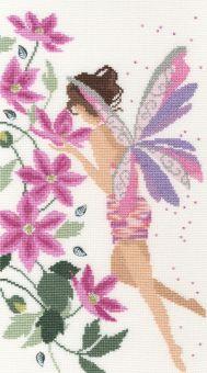Bothy Threads - Fairies: Flora