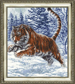 Zolotoe Runo - Tigersprung