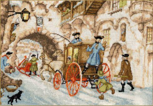 Zolotoje Runo - Ancient Town Fairy Tales