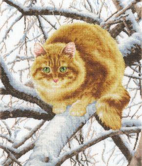 Zolotoe Runo - Red Cat
