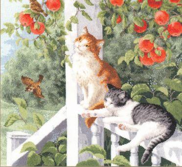 Zolotoe Runo - On the porch