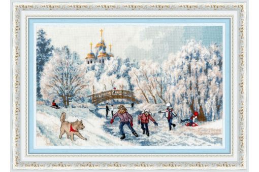 Zolotoe Runo - CHRISTMAS HOLIDAYS