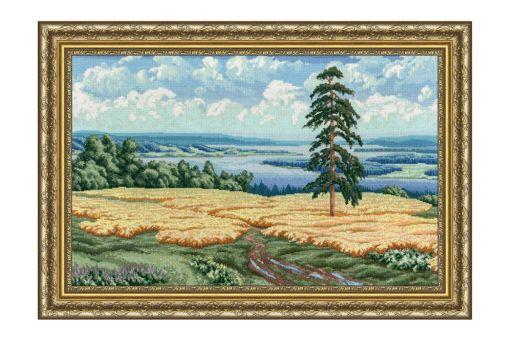 Golden Fleece - VOLGA LANDSCAPE