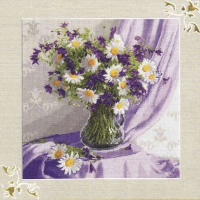 Zolotoje Runo - Lilac Still Life