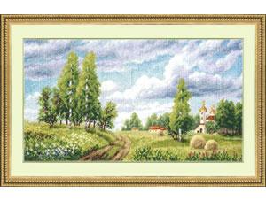 Zolotoe Runo - Feldweg