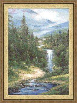 Zolotoe Runo - Wasserfall