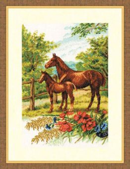 Zolotoje Runo - Two Horses