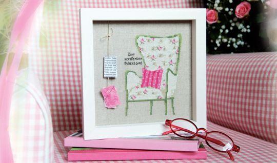 Cross Stitch Corner Ub Design Meine Kleine Wohnung
