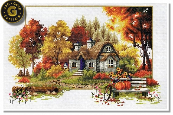 Cross Stitch Corner | CSC Season Saga 2 - Autum Story - haus