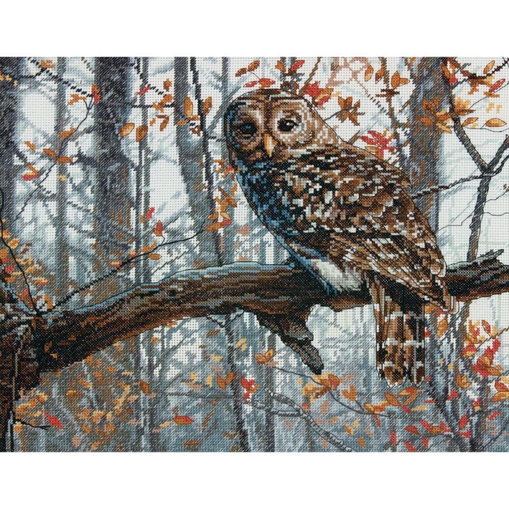 Cross Stitch Corner | Dimensions - Wise Owl - Die Eule